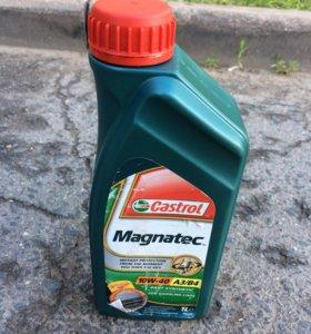 Масло моторное Castrol Magnatec 5W-40 А3/В4 1 л