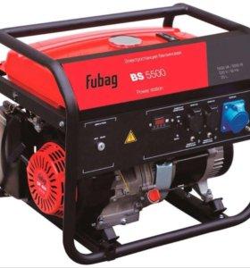 Аренда генератора FUBAG BS5500