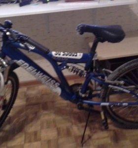 Скоростной велосипед Edelweiss