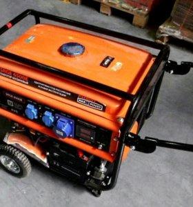 Генератор бензиновый Patriot MAX Power SRGE 6500E
