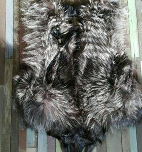 Жилет меховой 42-46 размер