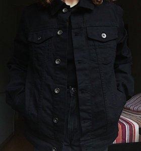 Джинсовая куртка/джинсовка Topman/Topshop (новая)