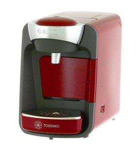 Кофеварка капсульного типа Bosch Tassimo SUNY TAS3