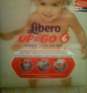 Трусики Libero Up&Go