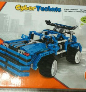 Конструктор CYBER TOY Cyber Technic