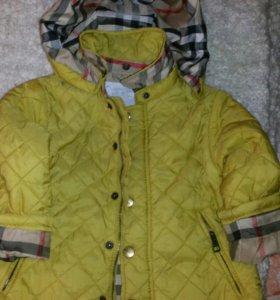 Куртка..  Burbery