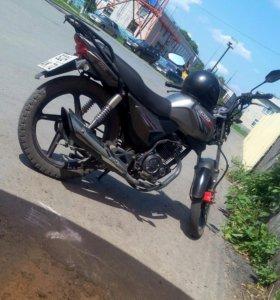 Мотоцикл Raser-Triumph150-10D
