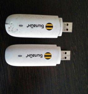 3G модем билайн