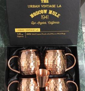 Подарочный набор Moscow mule vintage