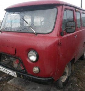 УАЗ 452 Буханка 2.0МТ, 1994, внедорожник