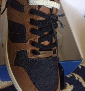 Обувь мужская с Бельгии