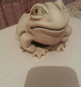 Лягушка  аромо лампа