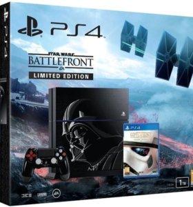 Sony PlayStation 4 1TB Limited Edition+Star Wars
