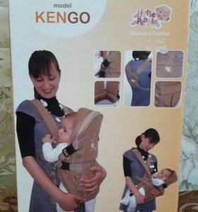 Кенгуру-переноска для малышей