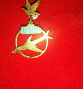 Значек СССР