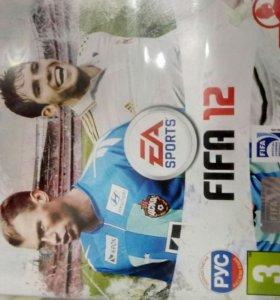 """Игра """"Fifa 12"""""""