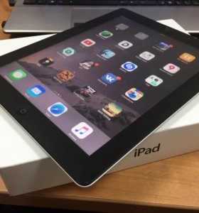 Планшет Apple iPad 4 (64GB) + sim cart