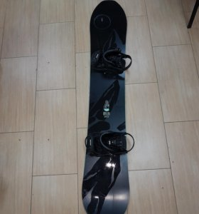 Сноуборд с ботинками bataleon omni 163
