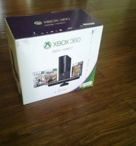 Xbox360 500gb+ kinect