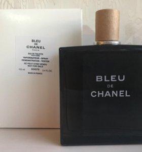 Bleu DE chanel мужские.тестер.Оригинал