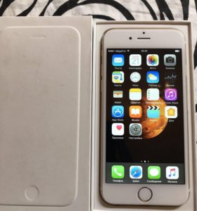 IPhone 6 РОСТЕСТ 16Gb GOLD ОРИГИНАЛ (Идеален)