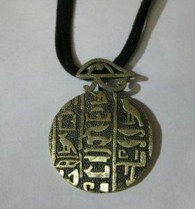 Колье в египетской стиле