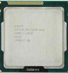 Процессор 1155 2core 2.6 G620