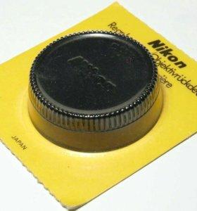 Крышка на байонет Nikon