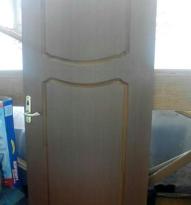 Дверь с коробкай