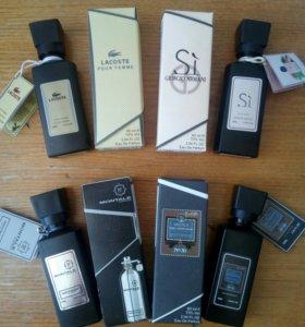 Селективный парфюм, отличная стрйкость