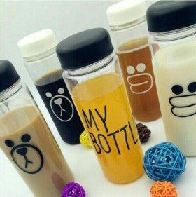 Бутылки My Bottle в ассортименте