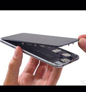 Ремонт телефонов и техники Apple