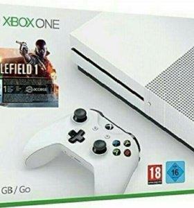 Microsoft Xbox One S 500GB Battlefield 1