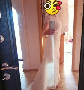 Очень красивое платье в греческом стиле!