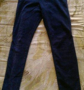Вильветовые джинсы для беременных