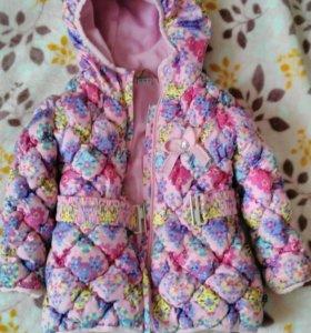 Детские демисезонные куртки