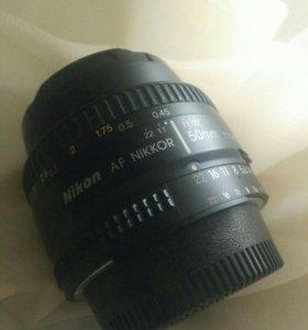Nikon Nikkor 50mm 1.8