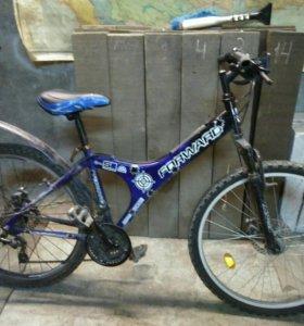 Велосипед горный форвард