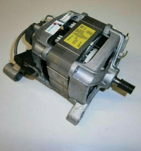 Двигатель и запчасти стиральной машины индезит