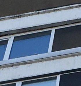 Продам конструкцию лоджия/балкон VEKA 75 серии
