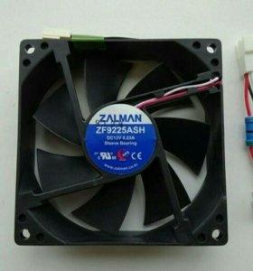 Вентилятор Zalman новый