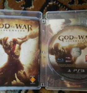 """GOD OF WAR """"восхождение"""""""