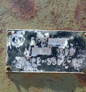 Продается Бурильно-крановая установка БМ 302