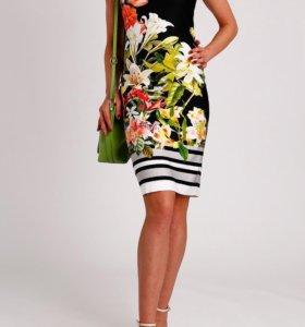 Красивое платье, р 46-52