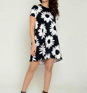 Новое платье,размер 50-52
