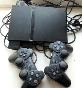 Игровая приставка Soni PlayStation2