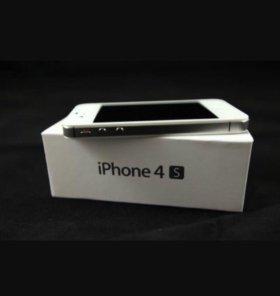 iPhone 4s 32гб белый