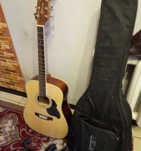 Акустическая гитара Crafter (корейская фирма)