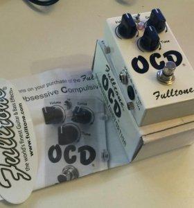 🎼 Fulltone OCD Distortion Overdrive USA