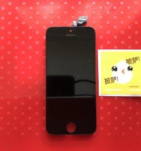 Дисплей модуль iPhone 5 Чёрный